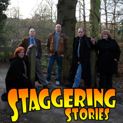 The Staggering Stories Team