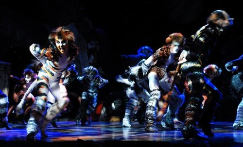 Dancing Cats at the Jellicle Ball