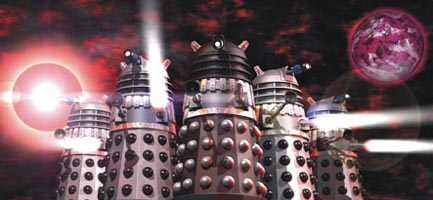 The Dalek Masterplan