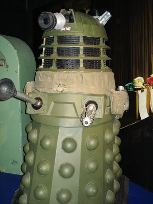 The Doctor Who Experience - The Ironside Dalek