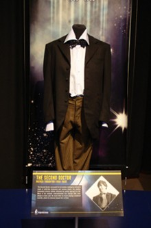 The Doctor Who Experience - The Second Doctor