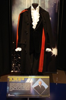 The Doctor Who Experience - The Third Doctor