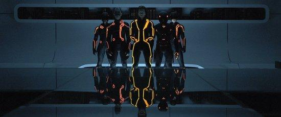 Tron Legacy Give us a Clue