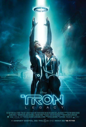 Tron Legacy Star Wars Poster
