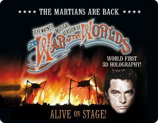 Jeff Wayne's War of the Worlds - Alive on Stage!