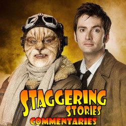 Staggering Stories Commentary: Doctor Who - Gridlock