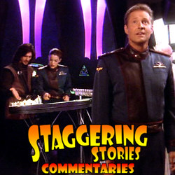 Staggering Stories Commentary: Babylon 5 - Matters of Honor