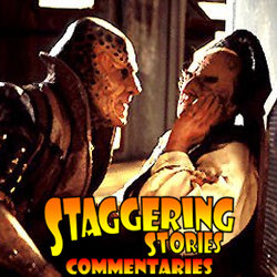 Staggering Stories Commentary: Babylon 5 - Dust to Dust