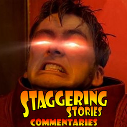 Staggering Stories Commentary: Doctor Who - 42