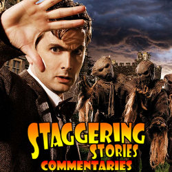 Staggering Stories Commentary: Doctor Who - Human Nature