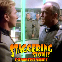 Staggering Stories Commentary: Babylon 5 - Point of No Return