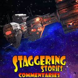 Staggering Stories Commentary: Babylon 5 - Severed Dreams