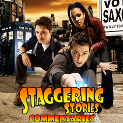 Staggering Stories Commentary: Doctor Who - The Sound of Drums