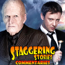 Staggering Stories Commentary: Doctor Who - Utopia