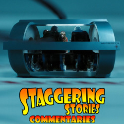 Staggering Stories Commentary: Doctor Who - Into the Dalek