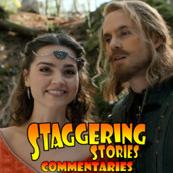 Staggering Stories Commentary: Doctor Who - Robot of Sherwood