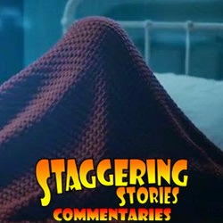 Staggering Stories Commentary: Doctor Who - Listen