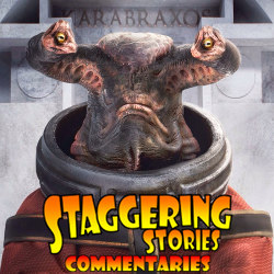 Staggering Stories Commentary: Doctor Who - Time Heist