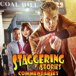 Staggering Stories Commentary: Doctor Who - The Caretaker