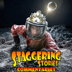 Staggering Stories Commentary: Doctor Who - Kill the Moon
