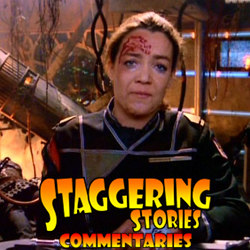 Staggering Stories Commentary: Babylon 5 - War Without End, Part One