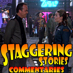 Staggering Stories Commentary: Babylon 5 - Midnight on the Firing Line