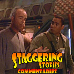 Staggering Stories Commentary: Babylon 5 - Walkabout