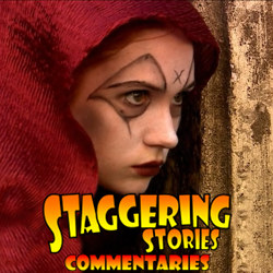 Staggering Stories Commentary: Doctor Who - The Fires of Pompeii