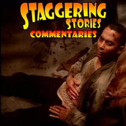 Staggering Stories Commentary: Babylon 5 - Shadow Dancing