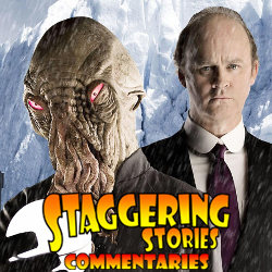 Staggering Stories Commentary: Doctor Who - Planet of the Ood