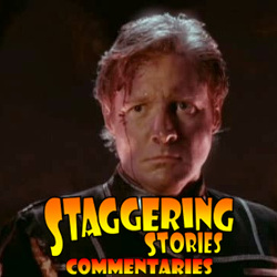 Staggering Stories Commentary: Babylon 5 - Z'ha'dum