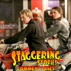 Staggering Stories Commentary: Primeval – Series 2, Episode 1