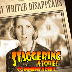 Staggering Stories Commentary: Doctor Who - The Unicorn and the Wasp