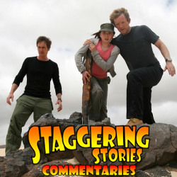 Staggering Stories Commentary: Primeval – Series 2, Episode 5
