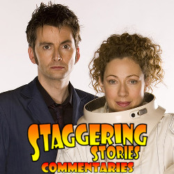 Staggering Stories Commentary: Doctor Who - Silence in the Library