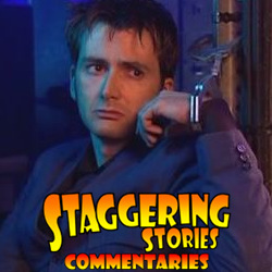 Staggering Stories Commentary: Doctor Who - Forest of the Dead