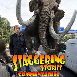 Staggering Stories Commentary: Primeval – Series 2, Episode 6