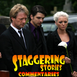 Staggering Stories Commentary: Primeval – Series 2, Episode 7