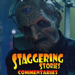 Staggering Stories Commentary: Doctor Who - The Witch's Familiar