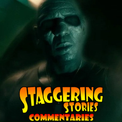 Staggering Stories Commentary: Doctor Who - Under the Lake