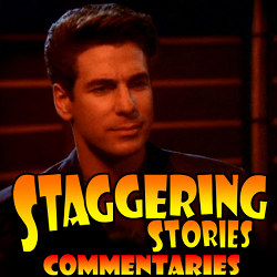 Staggering Stories Commentary: Babylon 5 - Signs and Portents