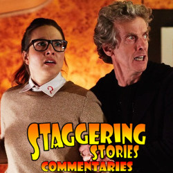 Staggering Stories Commentary: Doctor Who - The Zygon Invasion
