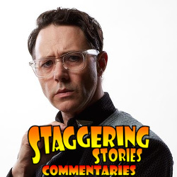 Staggering Stories Commentary: Doctor Who - Sleep No More