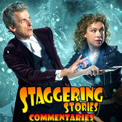 Staggering Stories Commentary: Doctor Who - The Husbands of River Song