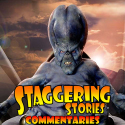 Staggering Stories Commentary: Doctor Who - The End of the World