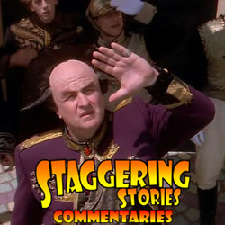 Staggering Stories Commentary: Babylon 5 - The Hour of the Wolf