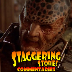 Staggering Stories Commentary: Babylon 5 - Whatever Happened to Mr Garibaldi?
