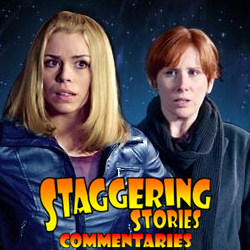 Staggering Stories Commentary: Doctor Who - Turn Left