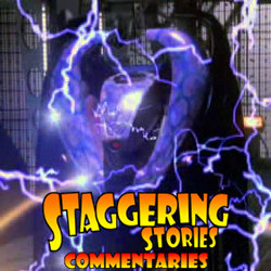 Staggering Stories Commentary: Babylon 5 - Falling Toward Apotheosis