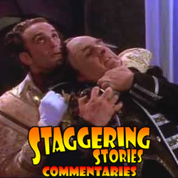 Staggering Stories Commentary: Babylon 5 - The Long Night